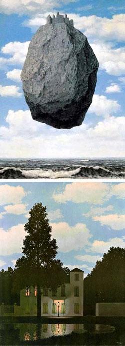 Rene; Magritte