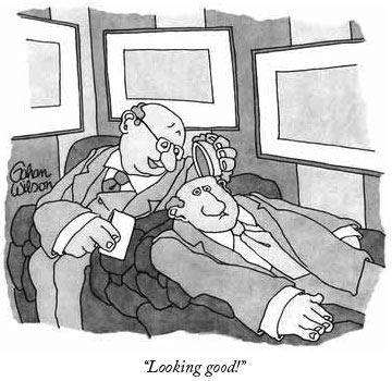 On the Couch: Cartoons from The New Yorker – Lines and Colors