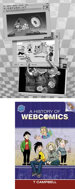 A History of Webcomics