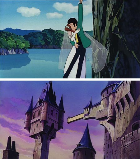 The Castle of Cagliostro