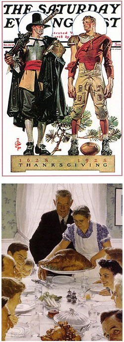 J. C. Leyendecker, Norman Rockwell
