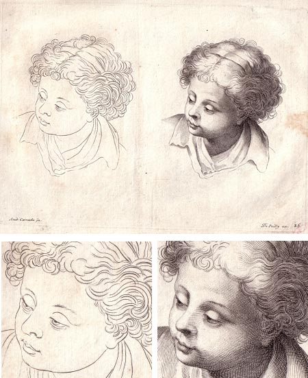 Annibale Carracci's Book of Portraiture