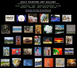 Daily Painters Blog