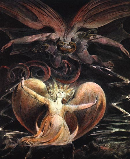 william blake art