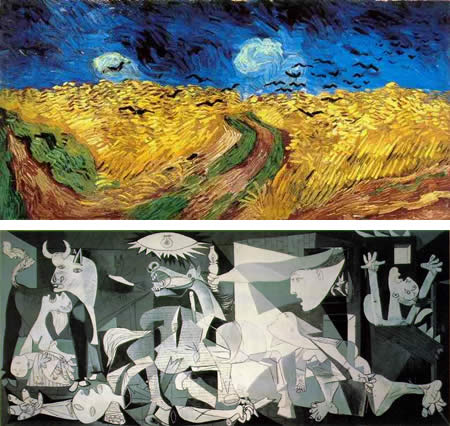 The Power of Art: Van Gogh and Picasso