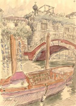 The Venice Chronicles (Enrico Casarosa)