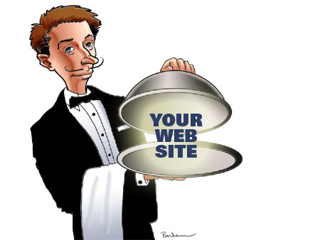 How to Display Your Art on the Web: Part 1 - Find a web hosting provider