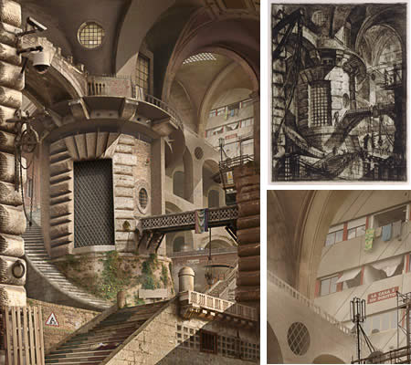 Emily Allchurch - Piranesi