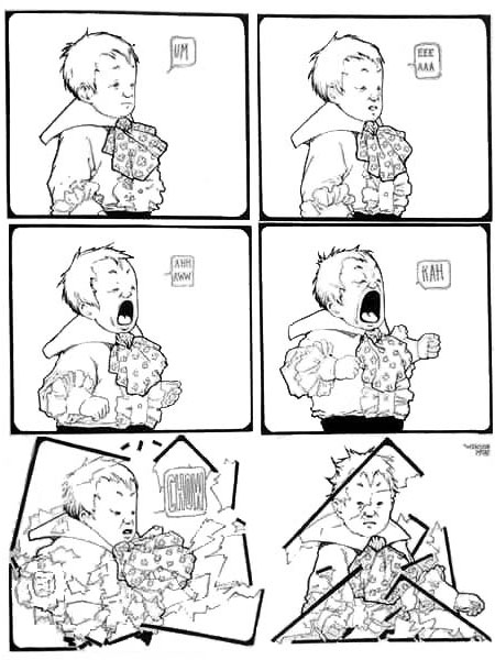 Little Sammy SNeeze - Winsor McCay