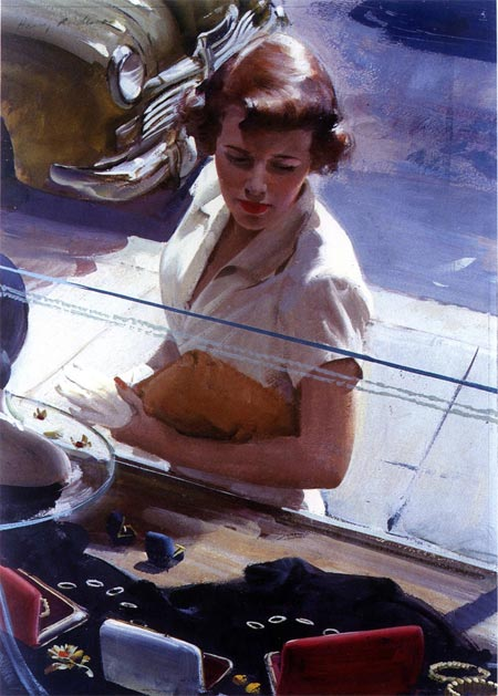 Harry Anderson illustration