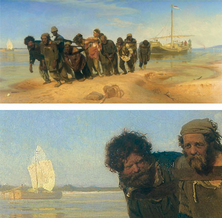 ilya repins volga boatmen essay Ilya repin - download as pdf file (pdf), text file (txt) or view presentation slides online.