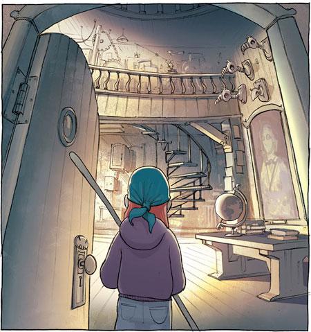 kazu Kibuishi - Amulet: The Stonekeeper