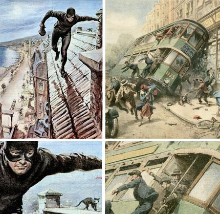 The illustrators of La Domenica del Corriere - Walter Molino