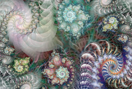 Benoit Mandelbrot Fractal Art Contest 2007