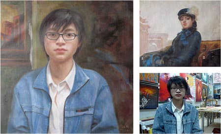 Dafen, China oil paintings - Xu ZanPeng