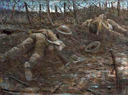 CRW Nevinson - Paths of Glory