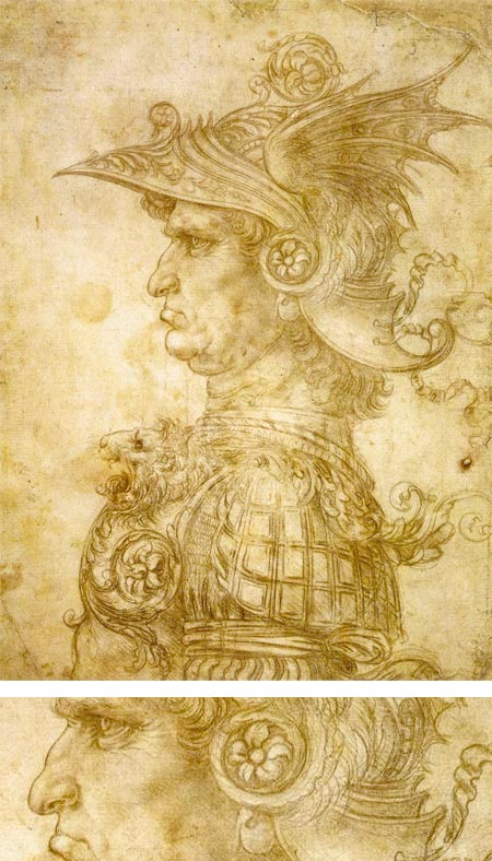 Leonardo's Drawings