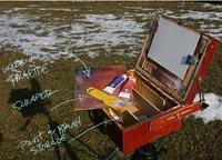 sketchin Dan's DIY pochade box