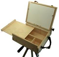 Judsons Guerrilla Painter pochade box