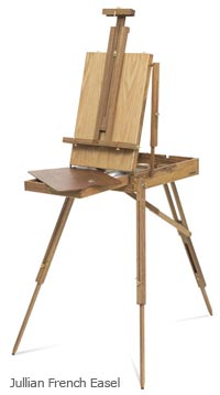Jullian French easel