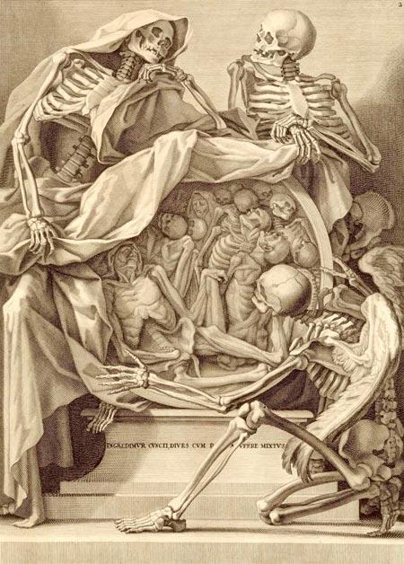 Dream Anatomy,  Charles Errard