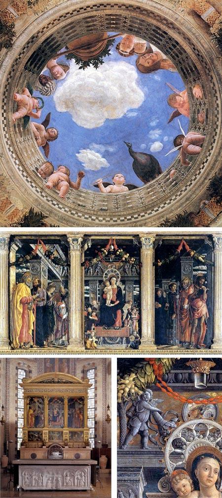 Andrea Mantegna - Basillica di San Zeno