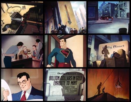 Max Fleischer's Superman Cartoons