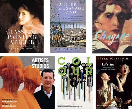 2008 Best Art Book Lists