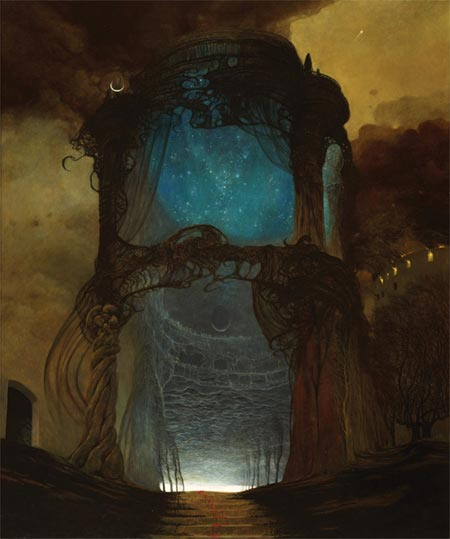 Zdzislaw Beksinski