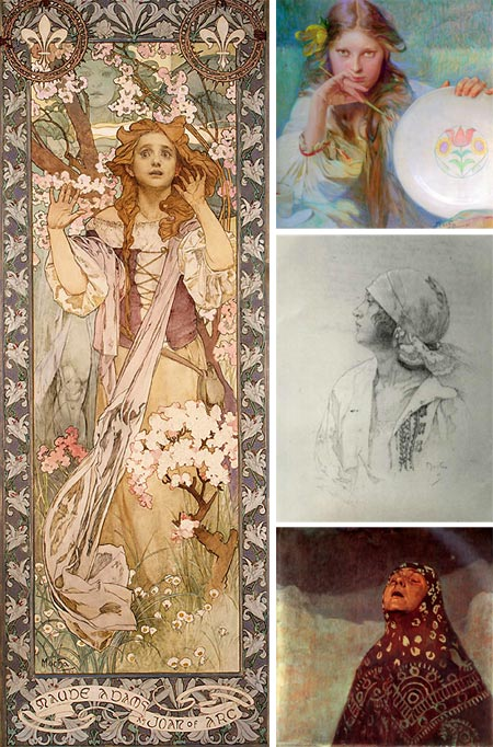Alphonse Mucha (Alfons Mucha)