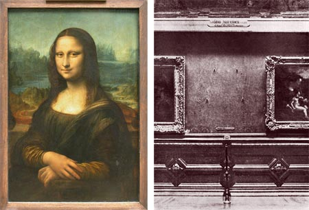 Theft of the Mona Lisa