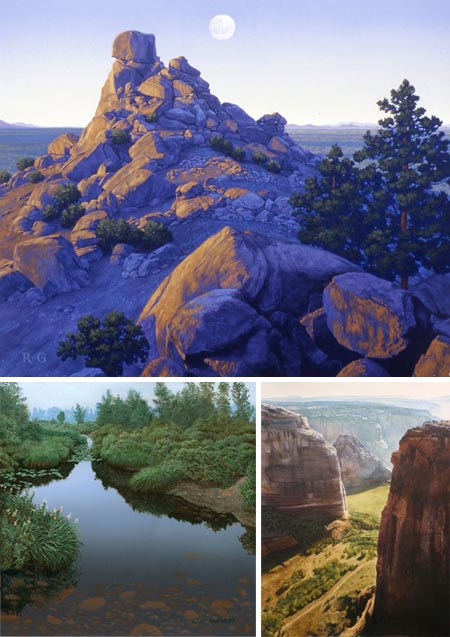 Paint the Parks 2009, Robert Gunn, Thomas Marcotti, Robert Highsmith