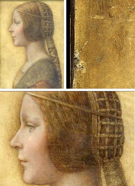 New Leonardo Discovered?