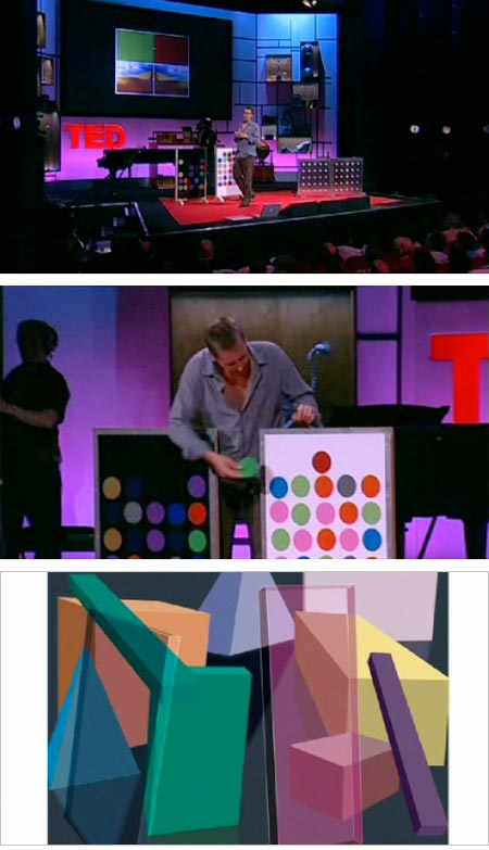Beau Lotto: Optical illusions show how we see (TED Talk)