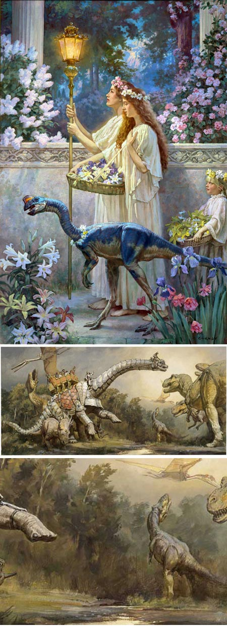 Dinotopia: The Art of James Gurney