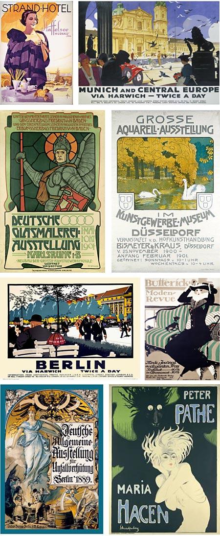 Vintage German Illustration