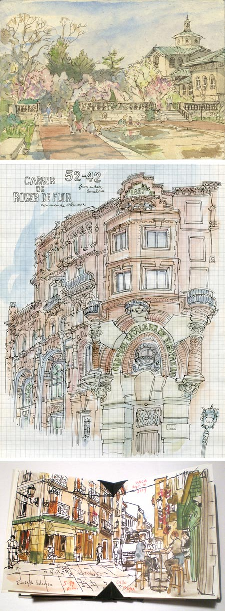 Urban Sketching Symposium