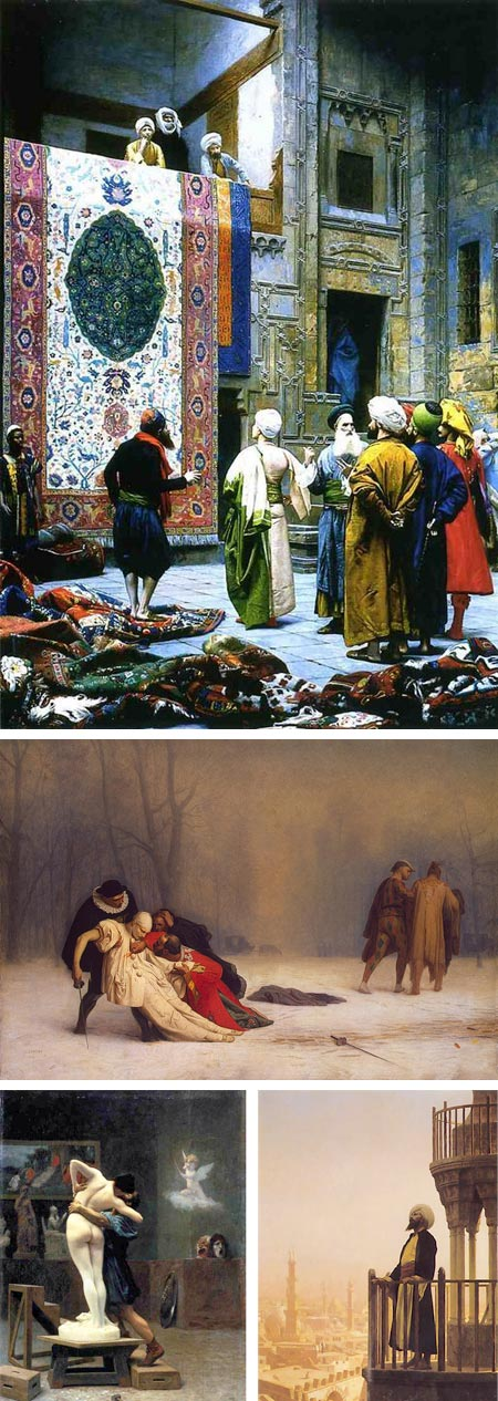 The Spectacular Art of Jean-Leon Gerome
