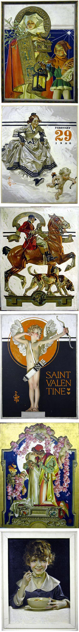 The Haggin Museum J.C. Leyendecker Collection