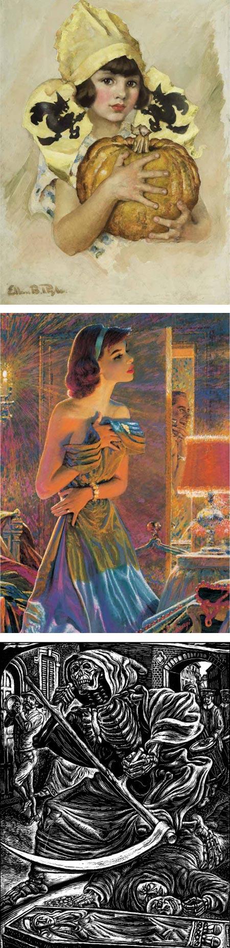 Illustration 30: Ellen B. T. Pyle, Edwin Georgi, Douglas Walters