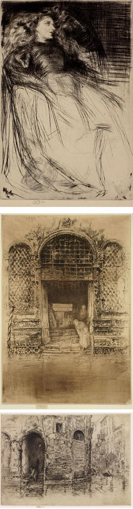 On Beauty and the Everyday: The Prints of James McNeill Whistler