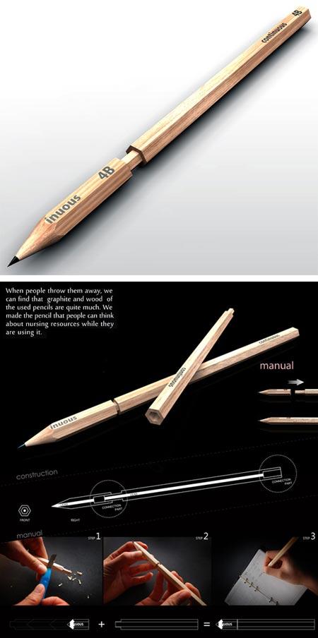 Continuous Pencil