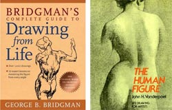 Bridgman's Complete Guide to Drawing from Life, The Human Figure
