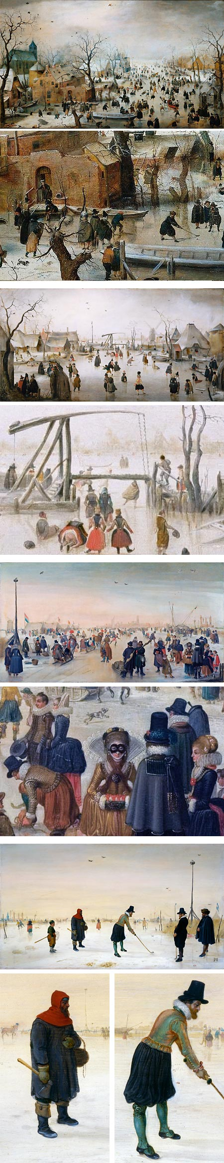 Hendrick Avercamp and the