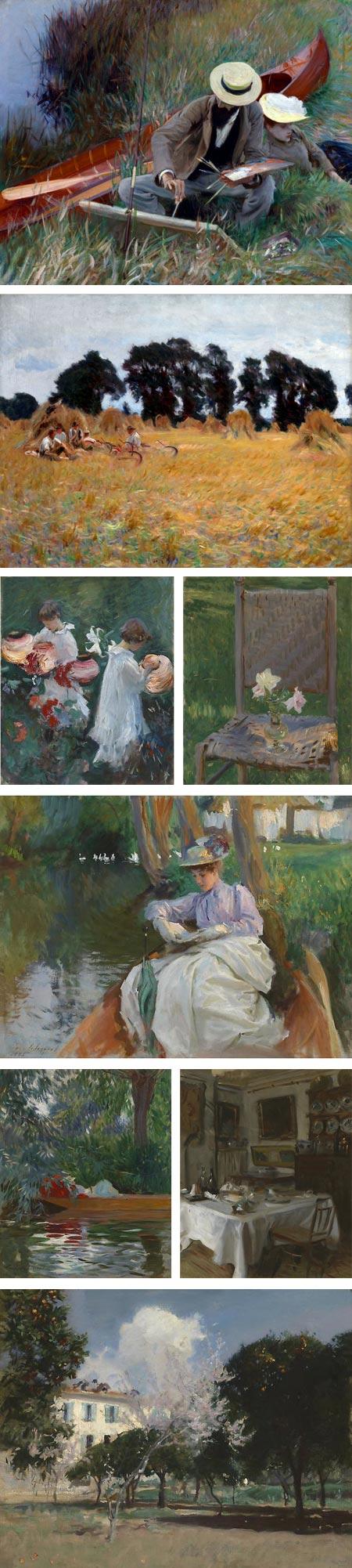 Sargent and Impressionism, John Singer Sargent