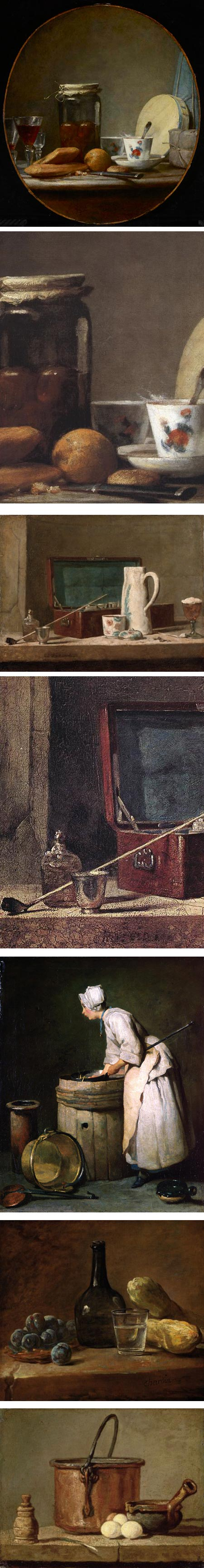 Jean baptiste SimeonChardin: Painter of Silence