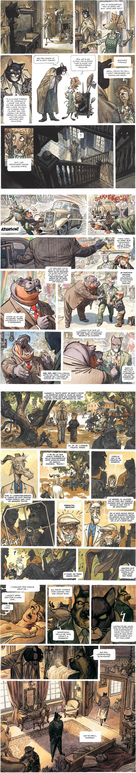 Blacksad (Juanjo Guarnido)