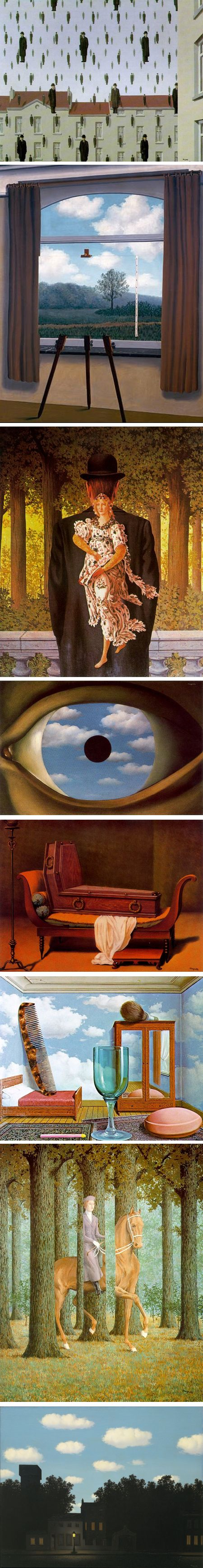 Rene Magritte: The Pleasure Principle