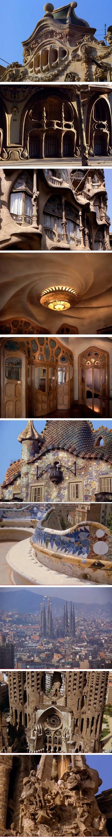 Antoino Gaudi documentary