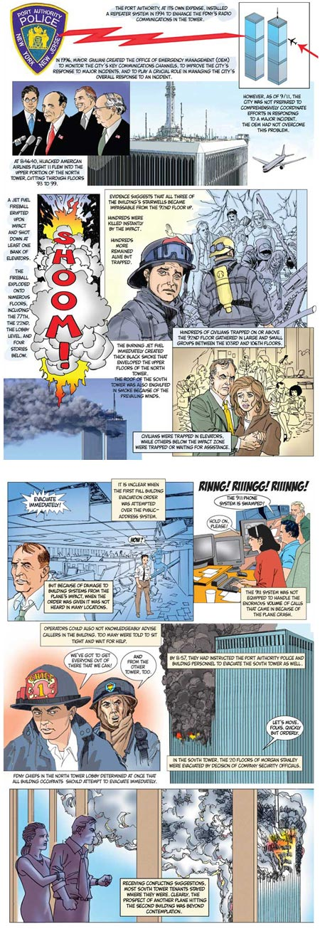 The 911 Report: A Graphic Adaptation